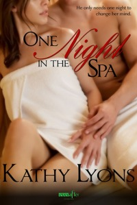 one night in the spa