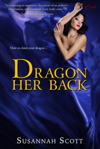 dragon her back