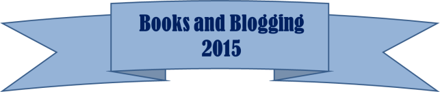 2015 books and blogging
