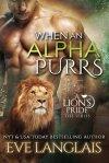 when alpha purrs