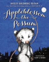 appleblossom on the possum