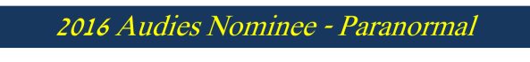 Paranormal nominee banner